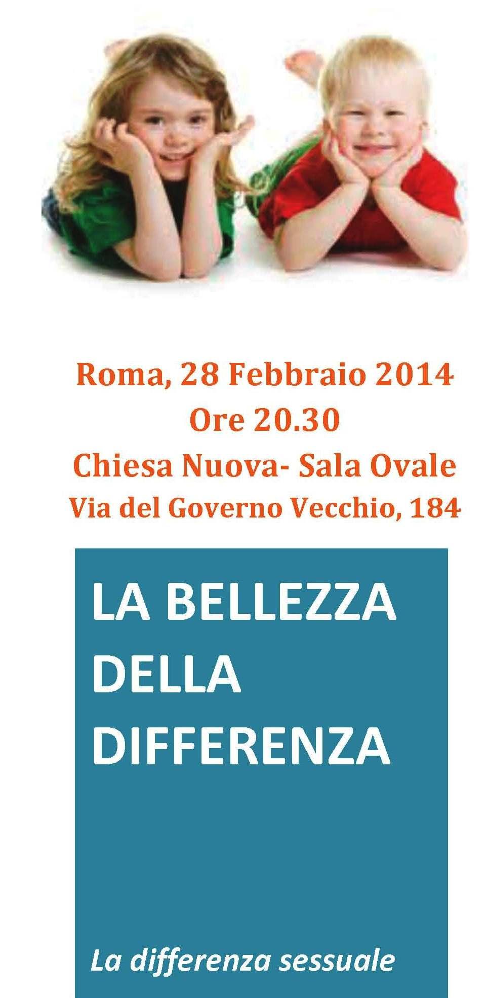 """Convegni Tonino Cantelmi """"educare al maschile e al femminile"""""""