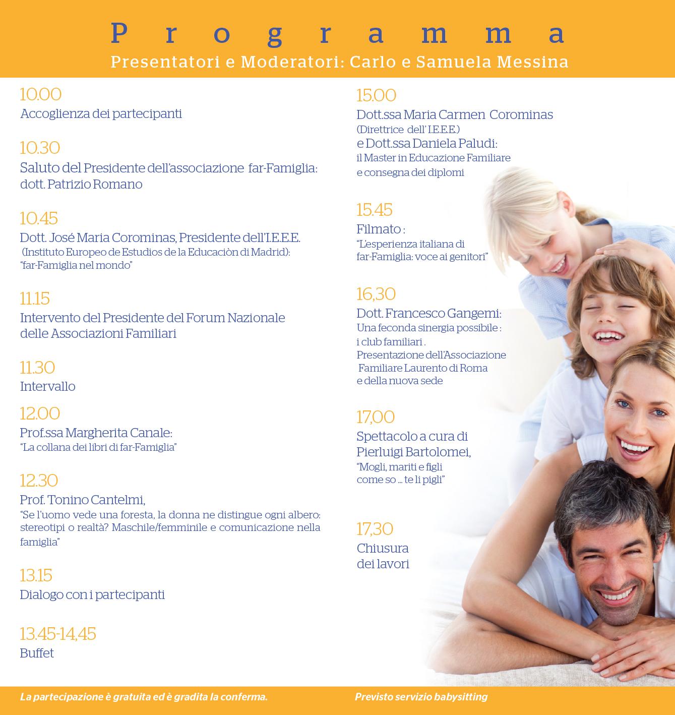 Convegni Cantelmi psichiatra roma 2015